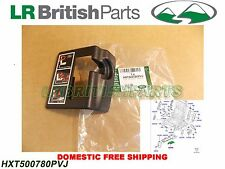 LAND ROVER SEAT MOULDING LATCH COVER REAR SEAT LR3 LR4 RH OEM NEW HXT500780PVJ