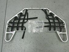 NEW 06-09 SUZUKI LTR450 LTR 450 QUADRACER OEM GENUINE ALUMINUM NERF BARS
