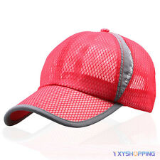 New Men Women Adjustable Baseball Cap Snapback Visor Hip Hop Bboy Sport Sun Hat