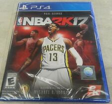 NBA 2K17  PlayStation 4 Brand New Factory Sealed --- Fast & Immediate Shipping