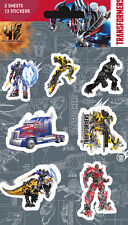 Official Transformers - Vinyl Sticker Pack - 13 Stickers