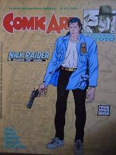 Comic Art  n°97 NUMERO SPECIALE TOTO' DISEGNATO DA GIANNI DE LUCA [g.133]