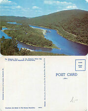 Pennsylvania, Pocono Mountains, The Delaware River (B-L XX5)