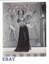 Joan Crawford sexy Flamingo Road VINTAGE Photo