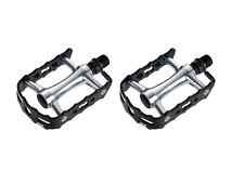 Wellgo M149 - Flat / Platform Mountain Bike Pedals - Black