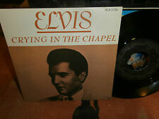 "elvis presley""crying in the chapel""single7""rca victor:black2708.ltd.canada.col/s"