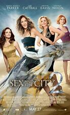 Sex and the City 2 movie poster (C) 11 x 17 inches : Sarah Jessica Parker poster