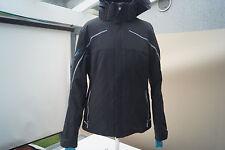 NORTHLAND Damen Softshell Jacke Steppjacke Stormshell Ski Winter Kapuze Gr.40 #f