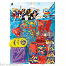 48 Piece DC Super Hero Girls Supergirl Children's Party Loot Gift Favour Pack