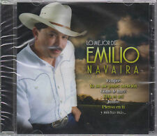 SEALED - Emilio Navaira CD NEW Lo Mejor De Emilio Navaira BRAND NEW !