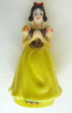 VINTAGE 1958 SNOW WHITE, TIMEX TOP WATCH CASE, PLASTIC, MAKE IN HONG KONG, NICE