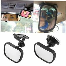 Universal Car Rear Seat View Mirror Baby Child Safety With Clip and Sucker FE