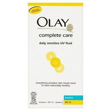 Olay SPF 15 Essentials Complete Care Daily UV Moisturiser Lotion Sensitive - ...