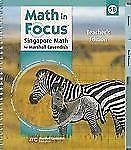 Math in Focus, 5B, Teacher's Edition (Singapore Math) 2009