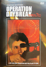Operation Daybreak / The Price of freedom - Martin Shaw Timmothy Bottoms (NEW)