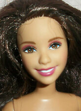 HSM High School Musical Gabriella Nude Barbie Doll For OOAK B188
