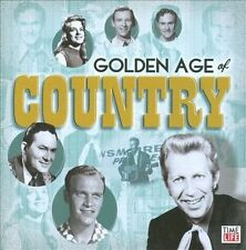 Golden Age of Country: Crazy Arms by Various Artists (CD, Mar-2011, 2 Discs, Tim