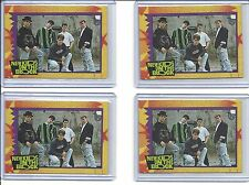 2013 TOPPS 75TH. DONNIE WAHLBERG. NEW KIDS ON THE BLOCK. 4 REPRINTS #94. 1990.