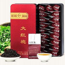 30 Bags Da Hong Pao Premium Wuyi Rock Big Red Robe Chinese Oolong Tea