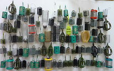 Lot de 100 cages Feeders method quiver peche carpe coup anglaise fishing carp lo
