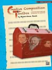 Creative Composition Toolbox, Book 5 ,37739
