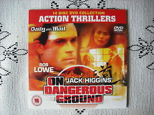 D/MAIL PROMO DVD-ON DANGEROUS GROUND - ACTION THRILLER