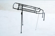 "CARRIER FOR JUNIOR ROAD TOWN TOURING 24""WHEEL BIKE REAR SPRING TOP PANNIER RACK"