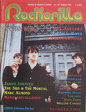 ROCKERILLA 187 1996 Afghan Whigs Auteurs Girls Vs Boys Dreamgrinder Jakko Jakszy