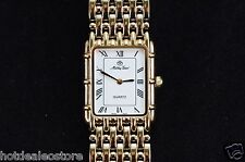 Nice Quality Feel Mathey-Tissot Swiss Watch 82 2702 Gold Tone Case & Great Band