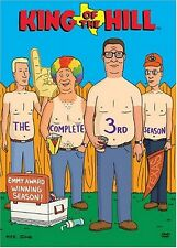 King of the Hill: The Complete Third Season [3 Discs DVD Region 1