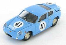 Abarth 1300 Simca Delageneste - Rolland Le Mans 1962 1:43 (RM)