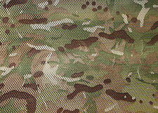 Erebis Multicam / MTP 400gsm HT Polyester Mesh ( Army Camouflage fishing