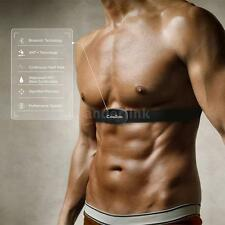 Sports Wireless Heart Rate Monitor ANT Technology Smart Sensor Chest Strap 2.4G