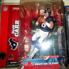 NFL MCFARLANE DAVE CARR,HOUSTON 6IN.ACTION FIGURE