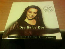 "12"" MIX DOO BE LA DEE TOTAL TOUCH CLUB 01-98  VG+/VG+ ITALY PS 1998"