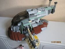 Lego Star Wars #6209 Slave I Retired