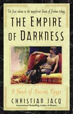 The Empire of Darkness: A Novel of Ancient Egypt (Queen of Freedom Trilogy) ( Ja