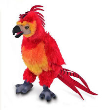 """Exclusive Warner Bros Harry Potter Poseable Fawkes 15"""" Plush Doll Toy gift"""