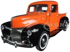 1940 FORD PICKUP ORANGE TIMELESS CLASSICS 1:18 DIECAST MODEL BY MOTORMAX 73170