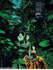 PUBLICITE ADVERTISING 066  1967  le magnum Perrier eau minérale par JC Dewolf