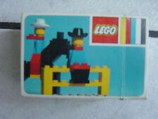 Lego  Packung aus den 70 er Jahren- Nr. 617  (Wilde Westen)
