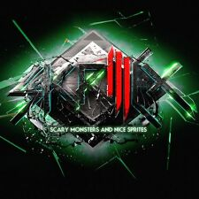 SKRILLEX Scary Monsters And Nice Sprites CD EP BRAND NEW Dubstep