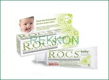 R.O.C.S. BABY Camomile Toothpaste Mild Care Remineralizing Oral Care System ROCS