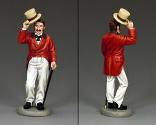 KING AND COUNTRY Dickens - Curiosity Shop- Mr. Chuckster WoD013 Painted Metal