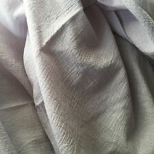Hand Dyed Gray Muslin Swaddling Blanket - 48 X 48 Light & Airy Cotton Fabric