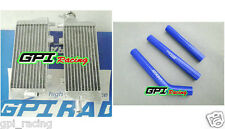 radiator + silicone hose for  KTM 125/150/200/250/300 SX/EXC 2008-2011 2009 2010