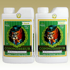 Advanced Nutrients pH Perfect Connoisseur Grow A&B 1 Liter Set Nutrient 1L
