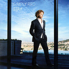 Stay by Simply Red (CD, Apr-2007, simplyred.com) Free Ship #HE55