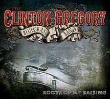 Roots of My Raising, Gregory, Clinton Bluegrass Band, New