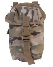 GENUINE MULTICAM KOMBAT UTILITY POUCH-British Army Water Botle MTP PLCE CRUSADER